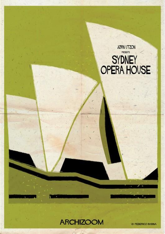 Frederico Babina - Films - Architecture - cinéma