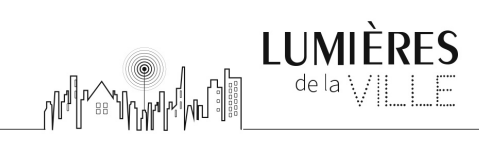 Bildergebnis für lumieres de la ville logo
