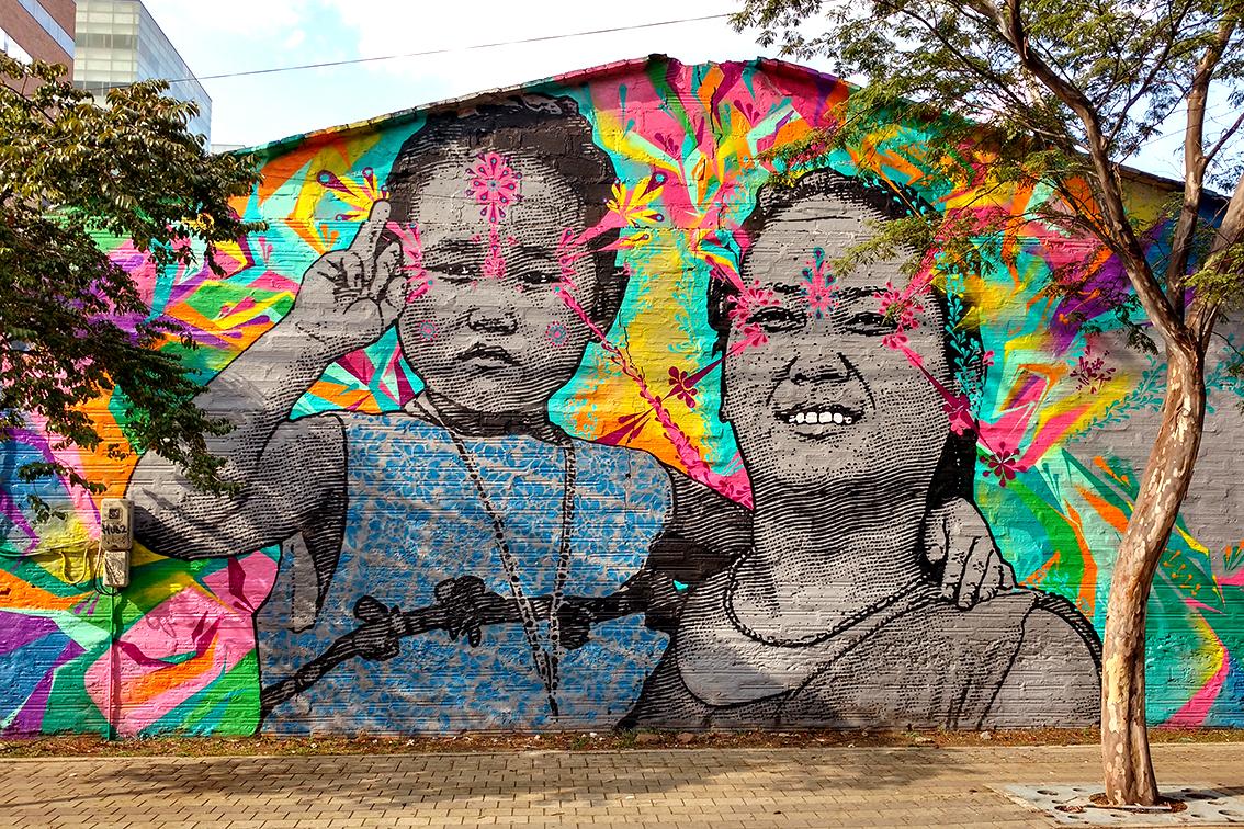 tour du monde des plus belles œuvres street art ville