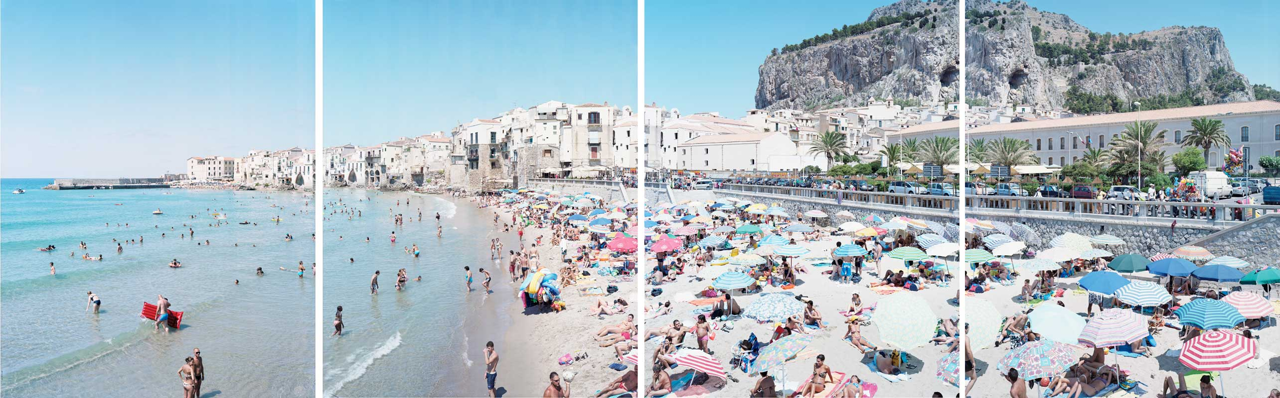 Massimo-Vitali_plage