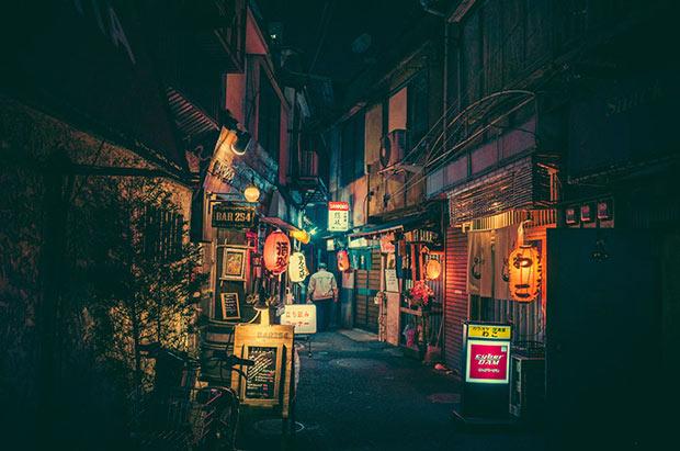rue-tokyo-eclairage-batiment
