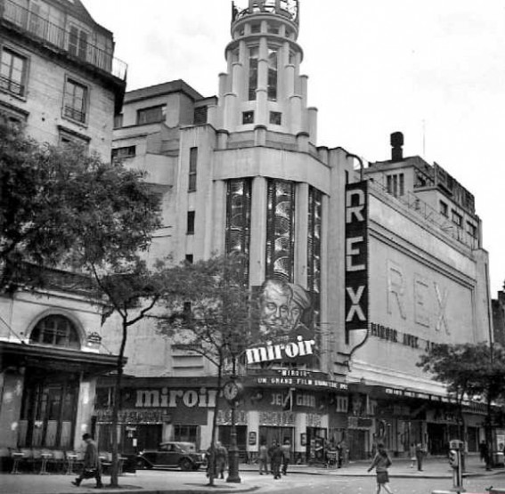 Cinema Facades Cannes France Portfolio Photos