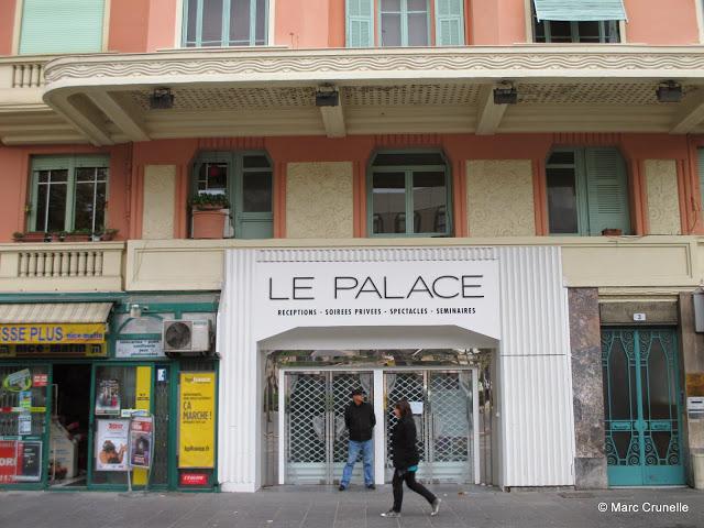Cinema Facades Cannes France Portfolio Photos