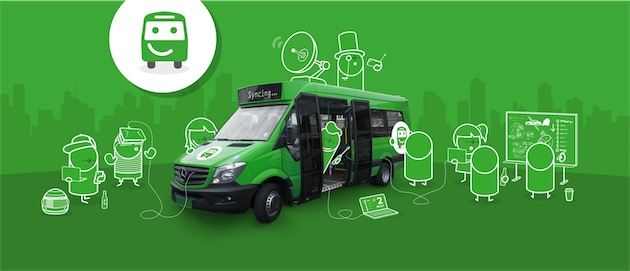Citymapper bus intelligents déplacements ville Londres
