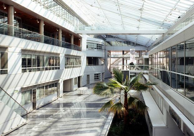 Hôpital ville architecture fonction
