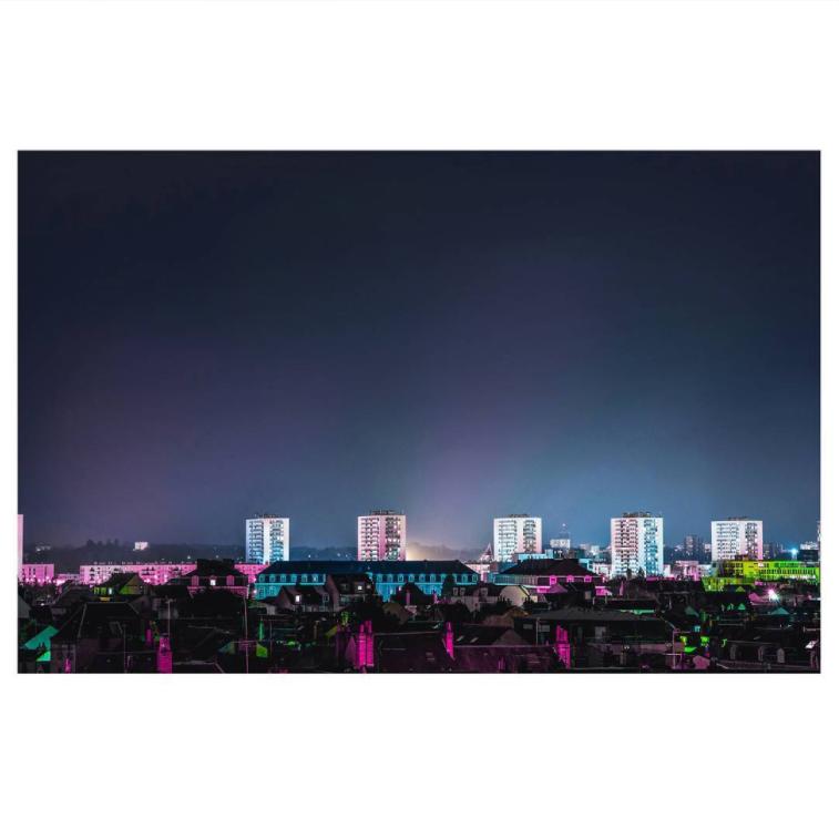 Lumières d'Instagram Instagram Pastel Nicolas Leconte Portfolio