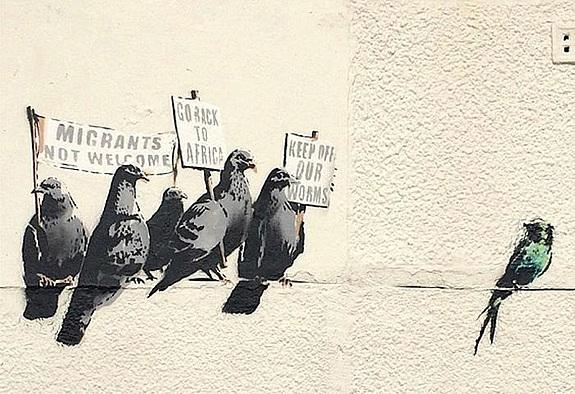 Migrant Streetart Portfolio