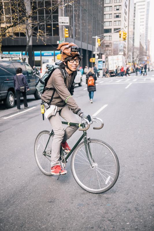Portfolio Vélo Tour de France New-York Sam Polcer