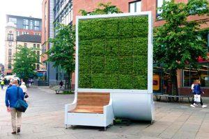 City Green Green City Arbre Ecologie Mobilier Urbain Allemagne