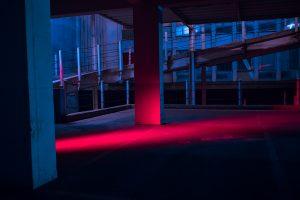 Elsa Bleda Photographie urbaine Néon Lights Ville