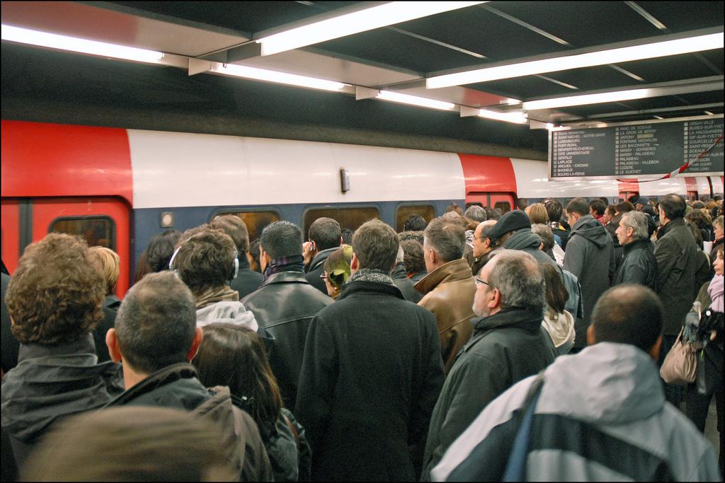 SNCF grève