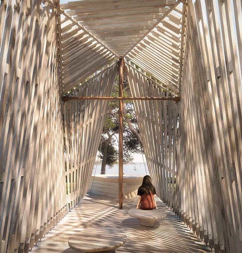 Vatican projet Biennale