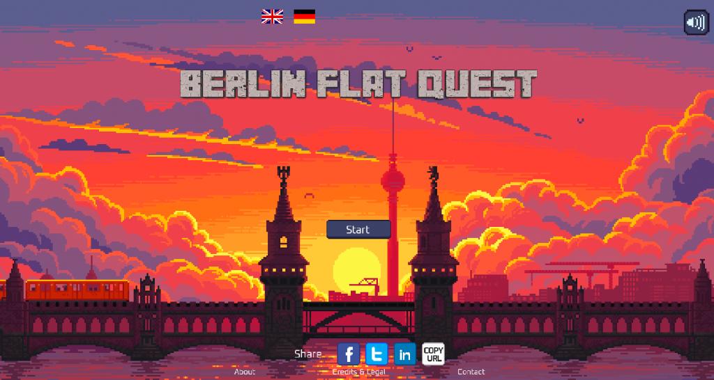 Berlin Flat Quest